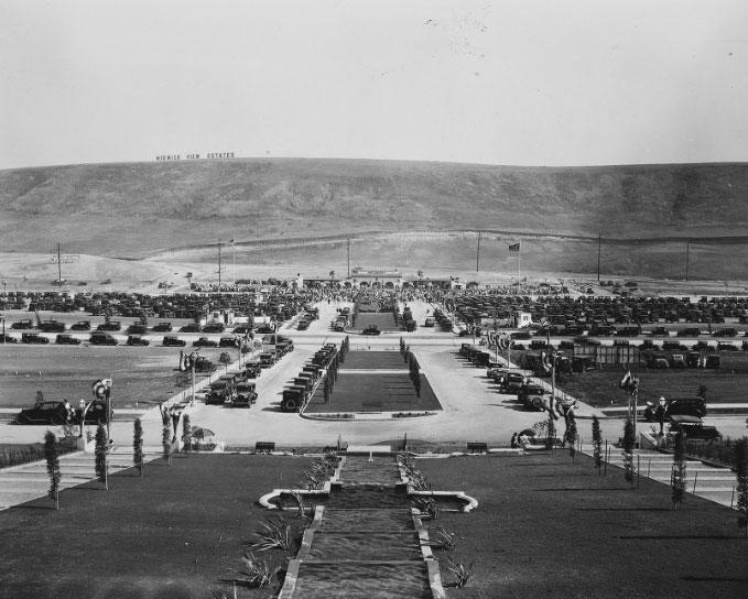 Monterey Park El Encanto 1929