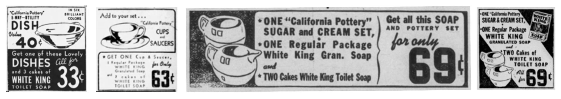 QwkDog White King Soap Metlox Display Ads