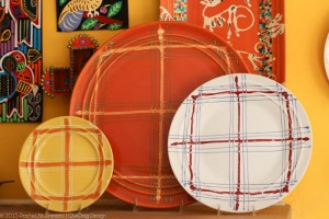 pacific-pottery-decorated-plaid-group