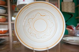 Pacific Pottery Decorated Plates